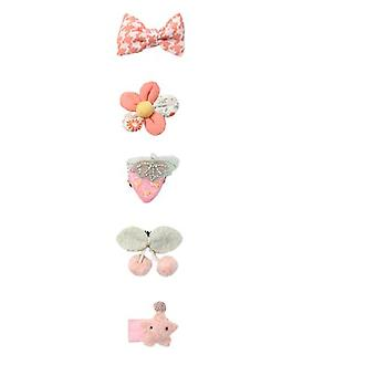 Bow Shape Baby Hairpin