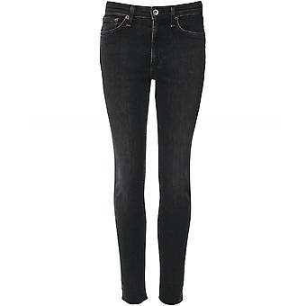 Rag and Bone Nina High Rise Ankle Skinny Jeans