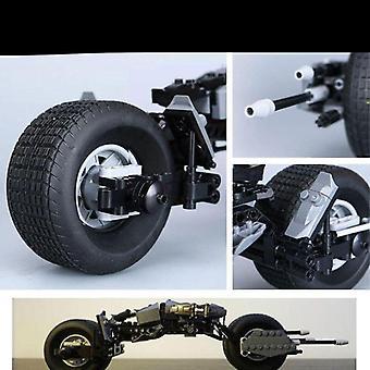 Diy's Moto Toy Modèle Enfant Modèles Rc Vélos Mini
