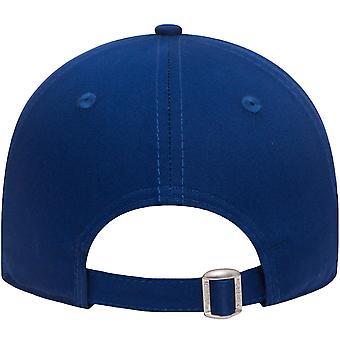 Новая эра Mens LA Доджерс Основные 9FORTY Регулируемые Cap Hat - Синий