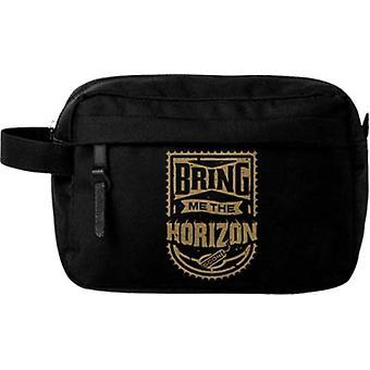 Bring Me The Horizon - Gold Wash Bag