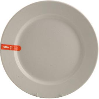 Rayware Milan Dinner Plate - Branco 26.5cm