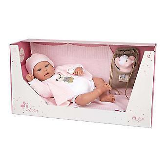 Újjászületett baba Lare Arias (45 cm)