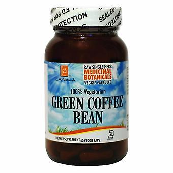 L. A .Naturals Green Coffee Bean, 60 Veg Caps