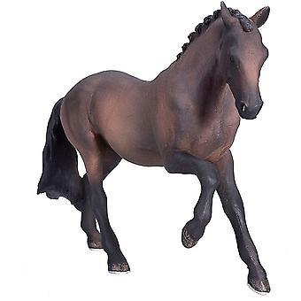 Farm Life Hanoverian Bay Horse Toy Figure