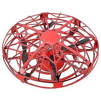 ميني هليكوبتر RC UFO درون اليد الاستشعار عن طريق الأشعة تحت الحمراء RC Quadcopter الكهربائية| RC مروحيات
