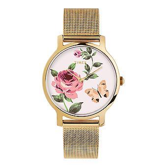 Timex Full Bloom TW2U19100 Naisten kello