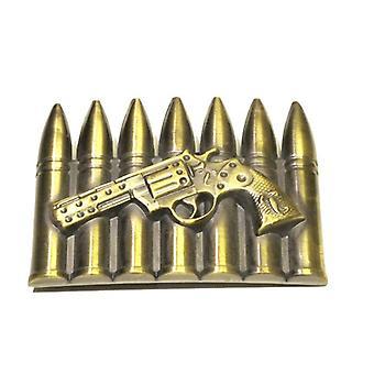 Pistolet à boucle de ceinture avec cartouches