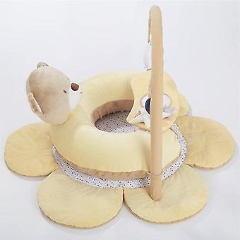 Cuccioli gonfiabili Baby Game Blanket Newborn Fitness Crawl Mat 0 2 Y Cuscino Puzzle Toys| Tappetini da gioco