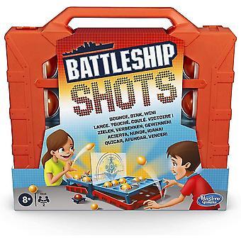 Battleship Shots Peli