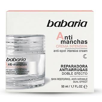 Babaria Crema Facial Antimanchas