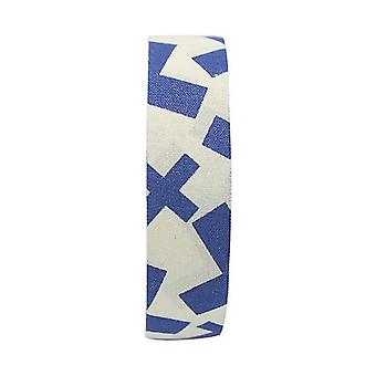 Colorful high friction cotton grip tape for lacrosse, hockey shafts and arcs 25mm*25m(Finland)