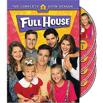 Fullt hus - fullt hus: Sesong 6 [DVD] USA import