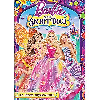 Barbie & Secret døren [DVD] USA importere