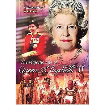 Majestic Life of Queen Elizabeth II [DVD] USA import