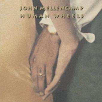 John Mellencamp - Human Wheels [CD] USA import
