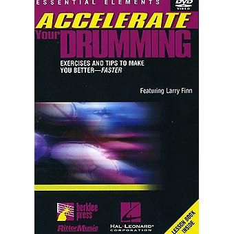 Accelerate Your Drumming [DVD] USA import