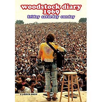 Woodstock Festival: Diary 1969 [DVD] USA import