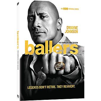 Ballers: The Complete First Season [DVD] USA import