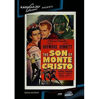 Fils d'importation USA de Monte-Cristo [DVD]