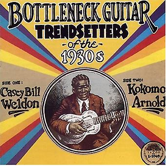 Bottleneck Guitar Trendsett - Bottleneck Guitar Trendsetters [CD] USA import