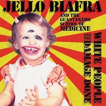 Jello Biafra & der Guantanamo School of Medicine - weiße Leute & den Schaden [CD] USA importieren