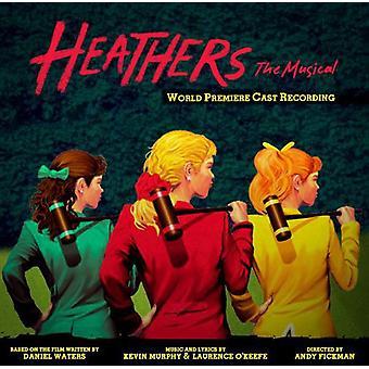 Original Cast Recording - Heathers the Musical [CD] USA import