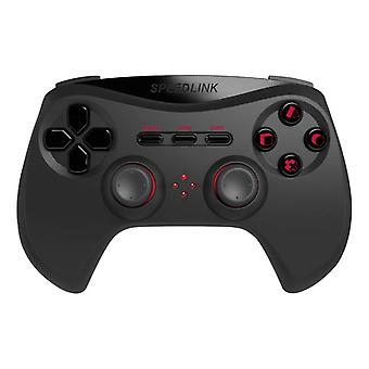 Speedlink Strike NX Wireless Gamepad with Vibration Function for PS3 - Black