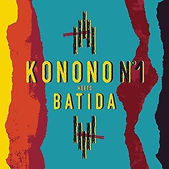 Konono No. 1 - Konono No. 1 Meets Batida [CD] USA import