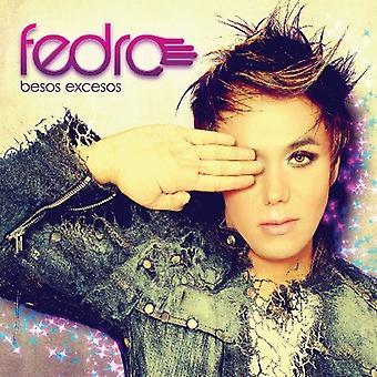 Fedro - Besos Excesos [CD] USA import