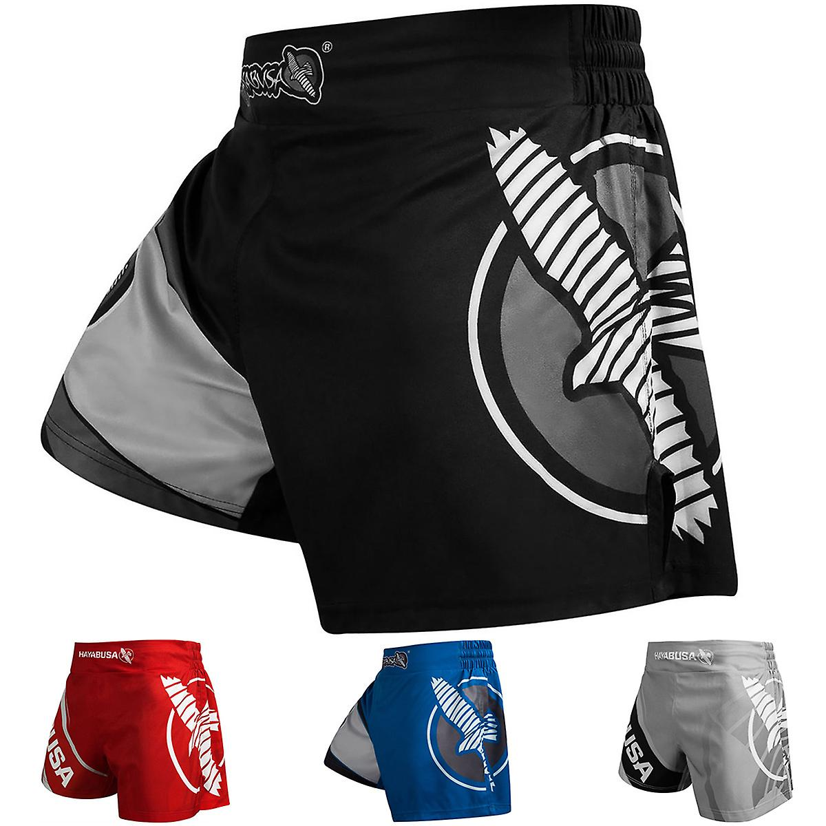 Hayabusa Ultra leggero metà coscia Kickboxing Shorts