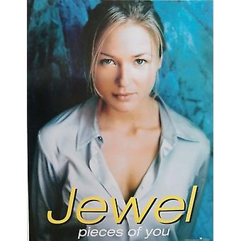Jewel Pieces of You Poster