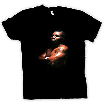Mens T-shirt - Mike Tyson Boxing
