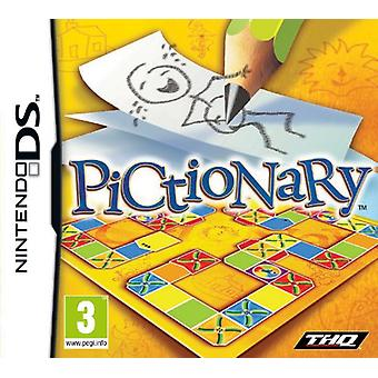 Pictionary (Nintendo DS) - Fabrik versiegelt
