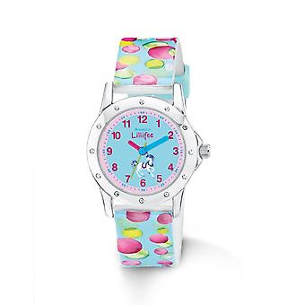 プリンセス Lillifee 時計子供ブレスレット女の子腕時計ユニコーン 2013225