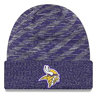 New Era NFL Sideline 2018 Strick Mütze - Minnesota Vikings
