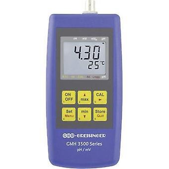 PH de GREISINGER GMH 3531 Multi probador, ORP, temperatura