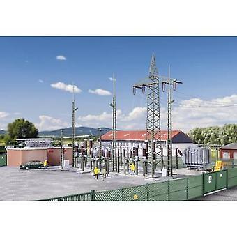 Kibri 39840 H0 sähköaseman Unterwerk Baden-Baden