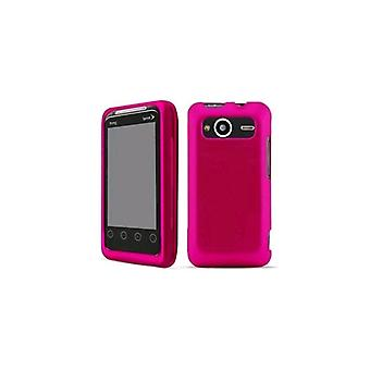 Technocel Soft Touch Shield for HTC EVO Shift 4G - Pink
