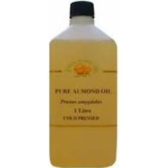 Natural By Nature Oils, Almond Oil, 500ml