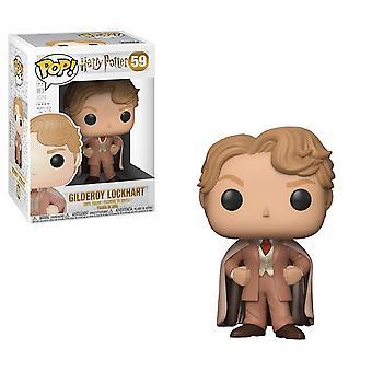 Funko POP Harry Potter: Gilderoy Lockhart  Collectible Figure