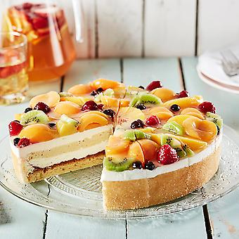 Country Range Frozen Summer Fruit & Elderflower Gateau