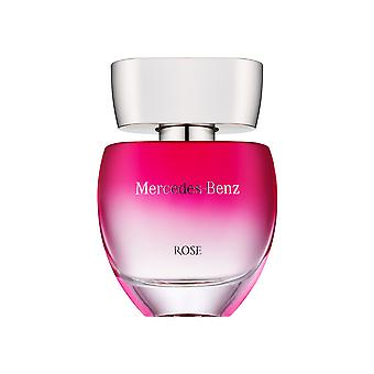 Mercedes-Benz Rose voor vrouwen Eau de Toilette Spray 60ml