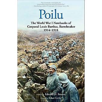 بويلو-دفاتر الحرب العالمية الأولى من العريف لويس بارثاس-باريلما