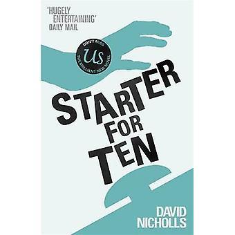 Starter für zehn von David Nicholls - 9780340734872 Buch