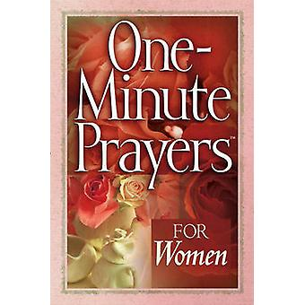 One-Minute Prayers for Women by Harvest House Publishers - Hope Lyda