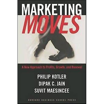 Marketing Moves - A New Approach to Profits - Growth and Renewal by Ph