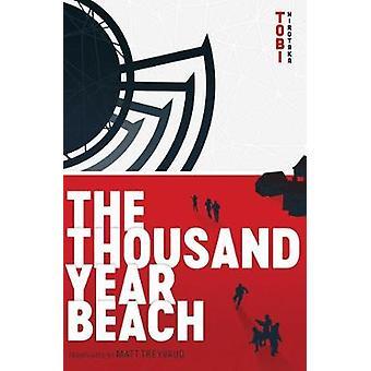 Tusind år stranden ved tusind år strand - 9781974700097 Bo
