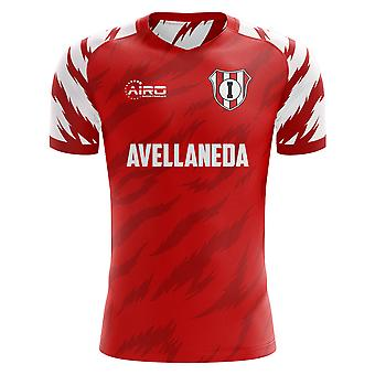 2020-2021 Independiente Home Concept Football Shirt - Kids
