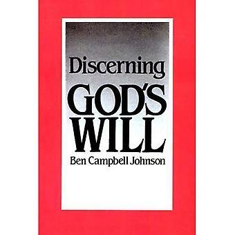 Que discierne la voluntad de Dios